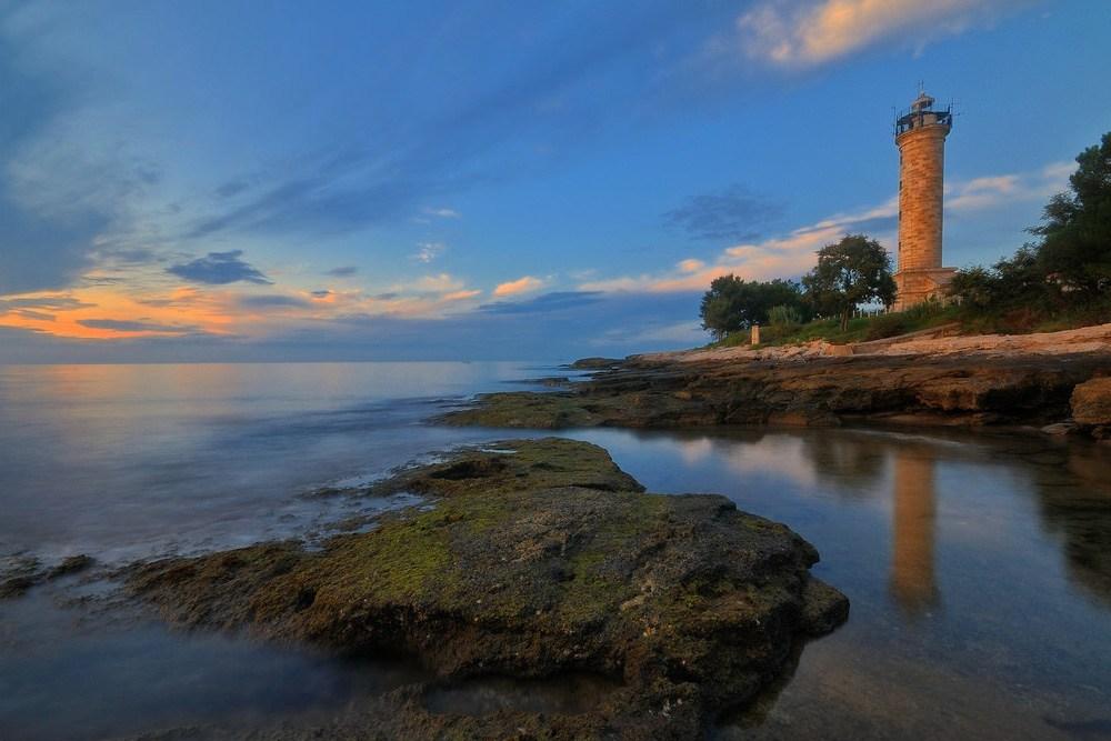 Savudrija lighthouse, Croatia