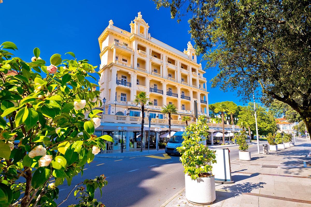 hotel opatija croatia