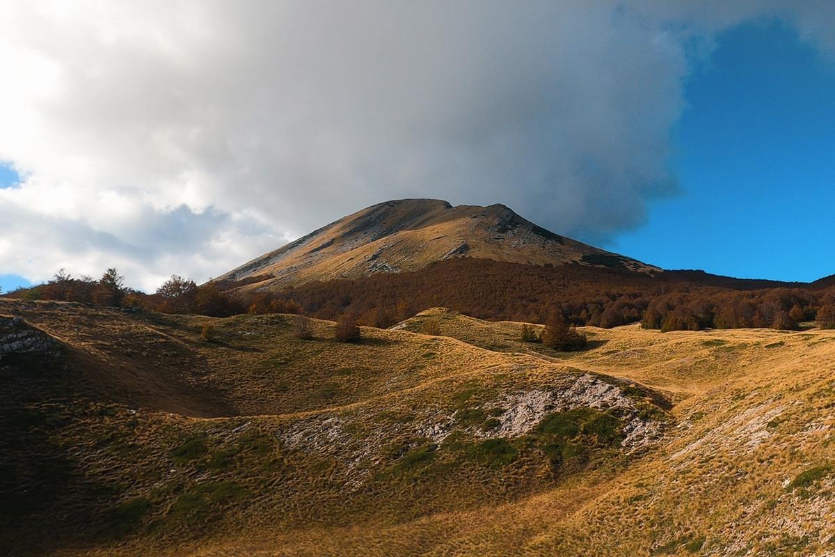 sveto brdo paklenica national park at velebit