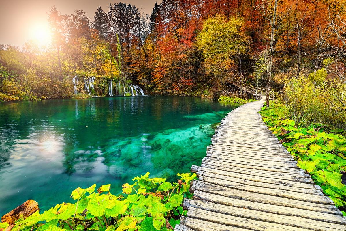 croatia national park nature