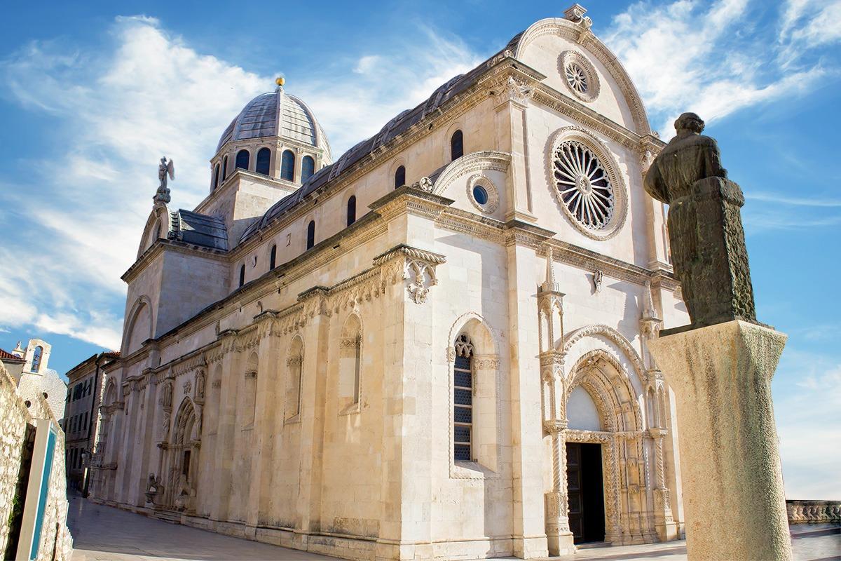 Cathedral of St. James, Šibenik, croatia