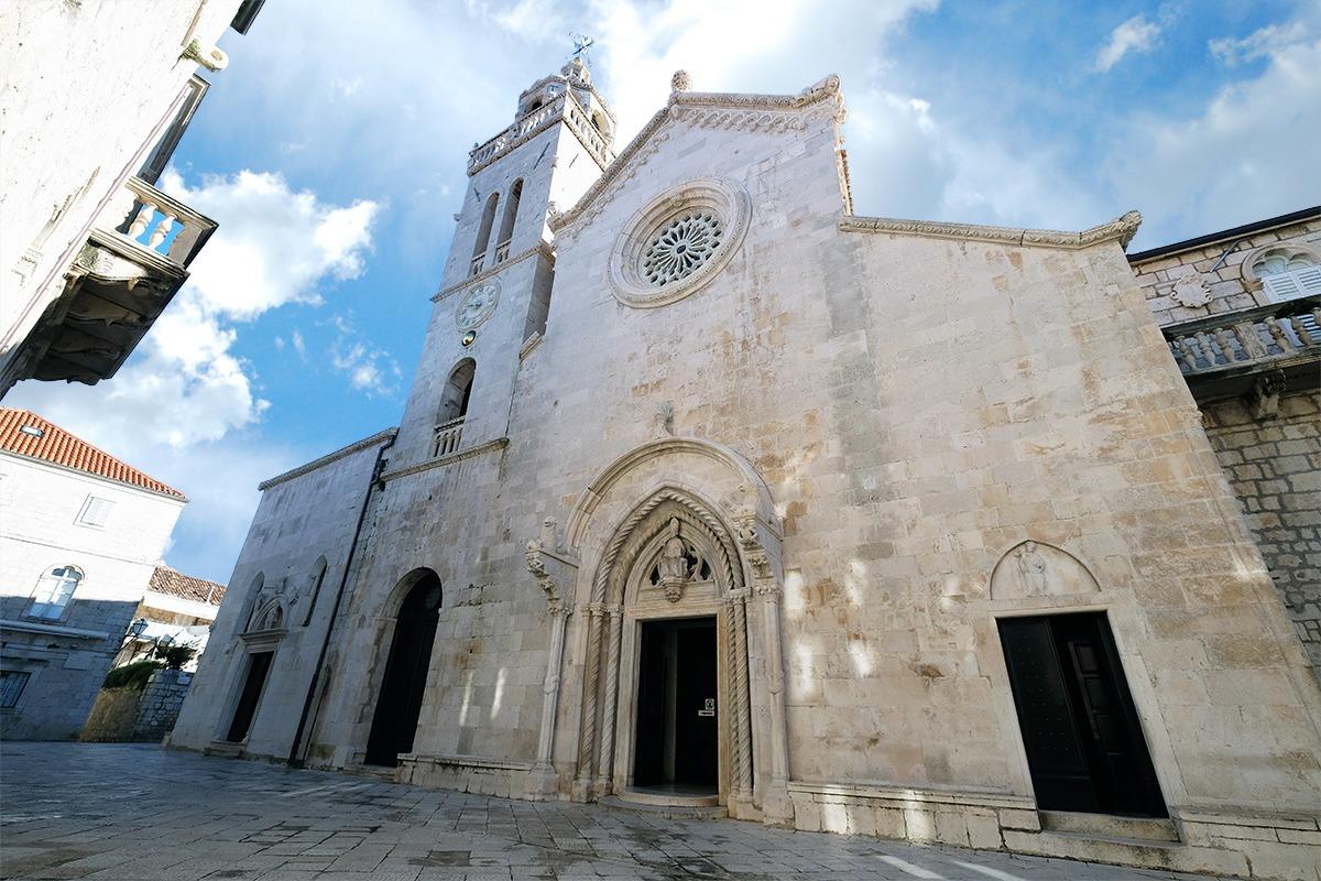 St. Mark, Korčula