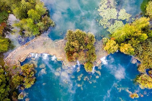 Croatia Rivers