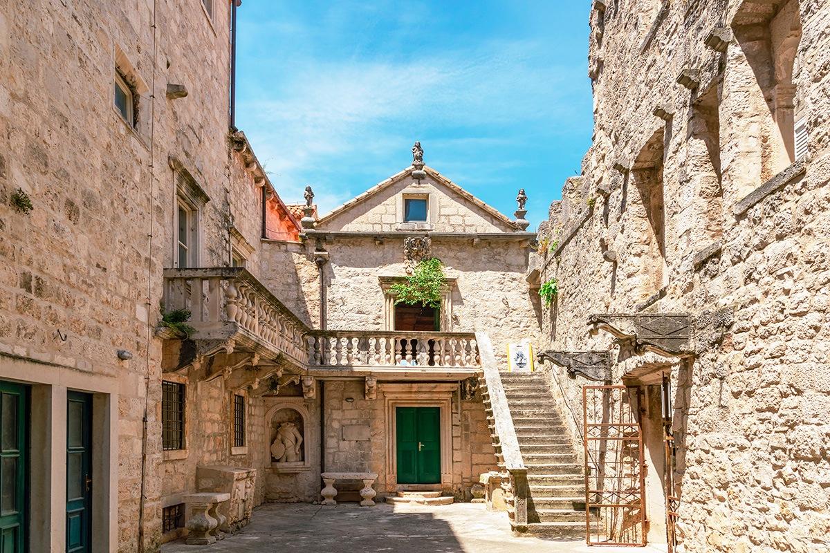 Korčula Town Museum, Croatia