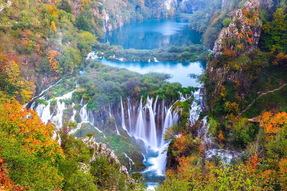 River Plitvica, Croatia