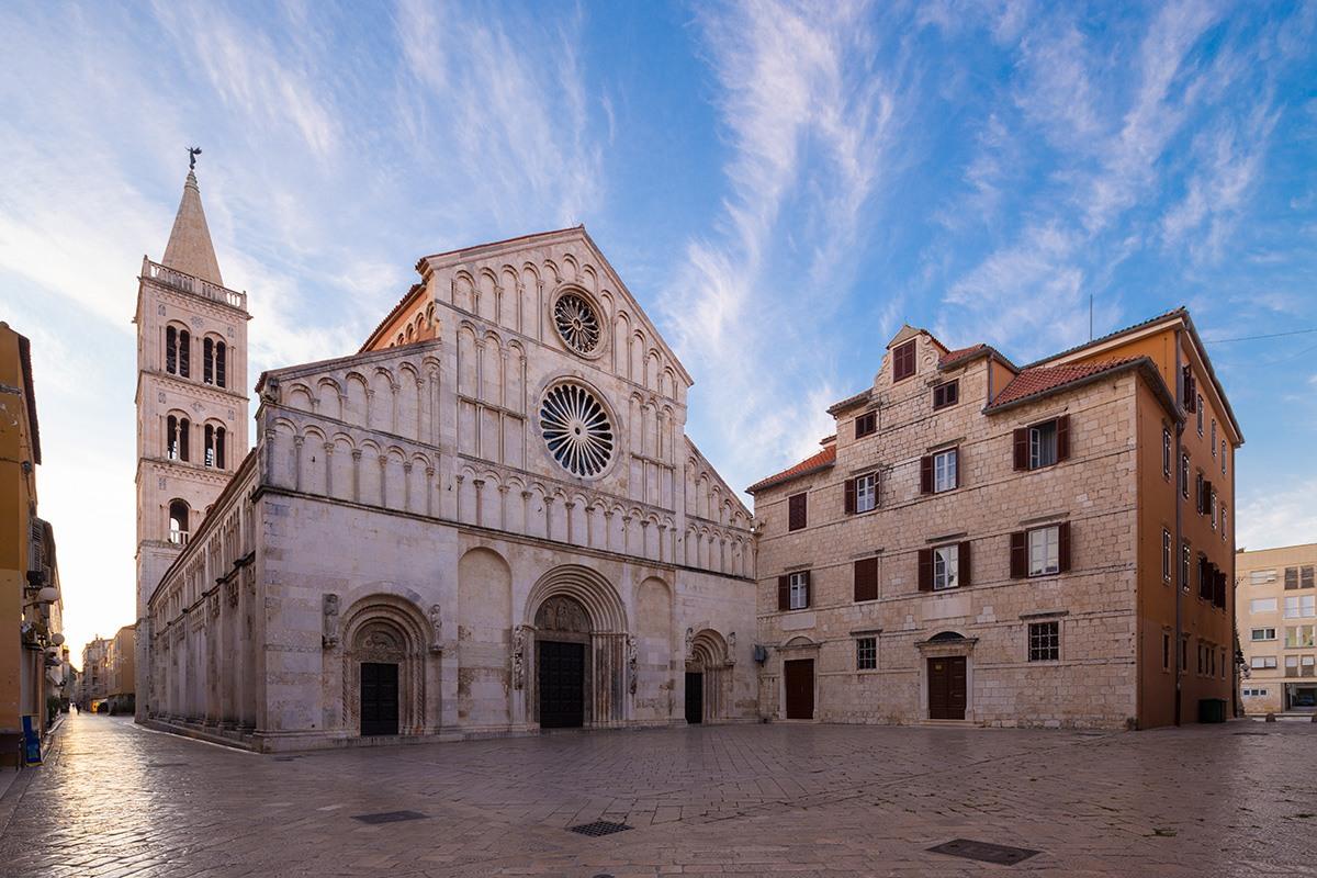 Saint Anastasia Cathedral, Zadar, Croatia