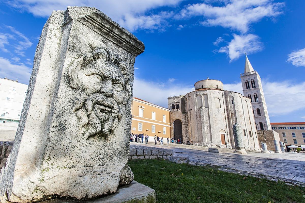 St. Donat's Church Croatia