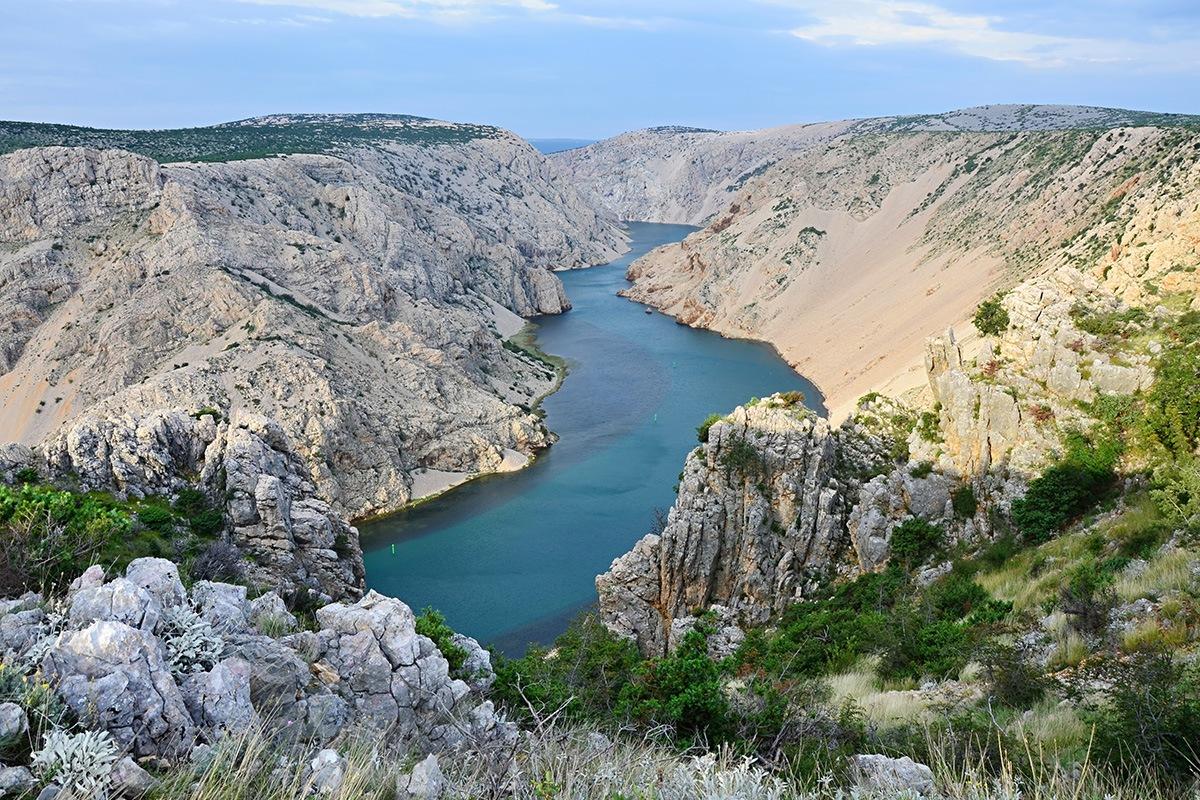 Zrmanja River and Canyon